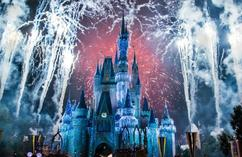 europe trip honeymoon package:4-Day Orlando Theme Park Tour Package with Choice of 4 Disney Parks from Miami