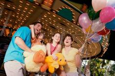 package tour belgium:5-Day Orlando Theme Park Tour Package with Airport Transfers & Choice of 3 Disney Parks