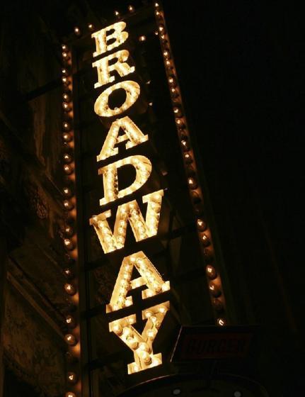Broadway Wicked Show