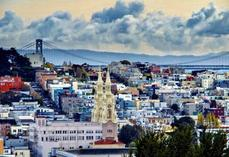 3 day tour from los angeles to san francisco:San Francisco North Beach Walking Pub Tour