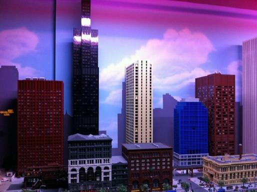 Legoland Discovery Center - Chicago