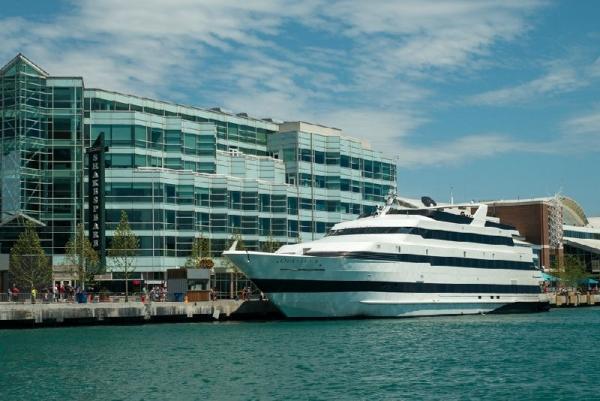 Chicago Odyssey Weekday Dinner Cruise