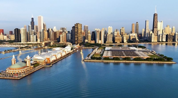 cruise tours from neworleans:Spirit of Chicago Dinner Cruise