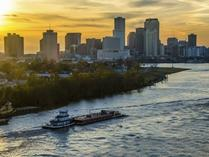 european river cruise cruise:New Orleans Steamboat Harbor Cruise with Creole Lunch