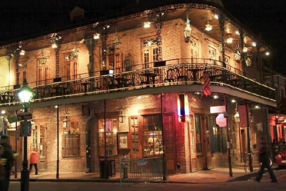 New Orleans Ghost Tour