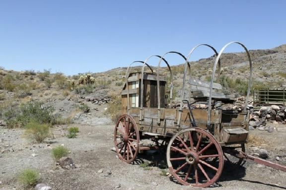 Wild West Ghost Town Explorer Day Tour