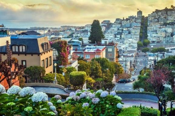 San Francisco Open Top Hop On Hop Off 2 Day Pass
