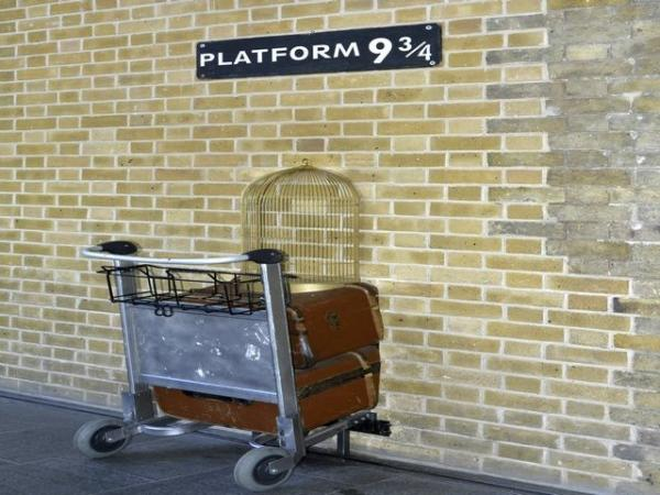Harry Potter Walking Tour of London