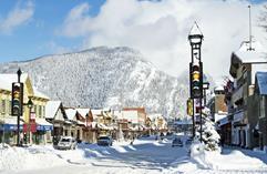 jasper tour:9-Day Canadian Rockies Winter Tour: Jasper - Lake Louise - Banff - Calgary