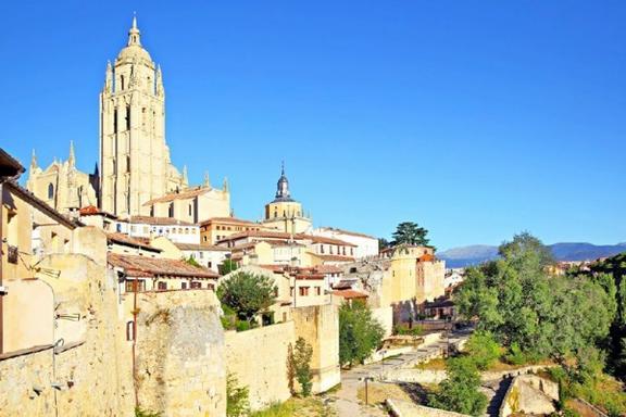 Avila and Segovia Day Trip from Madrid