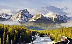 edmonton tours:7-Day Banff, Jasper and Calgary Tour