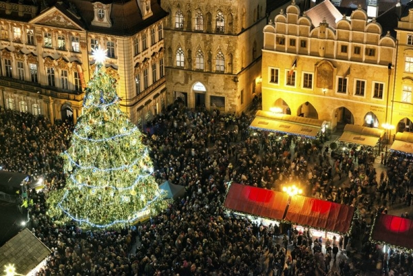 Christmastime On The Danube - Westbound