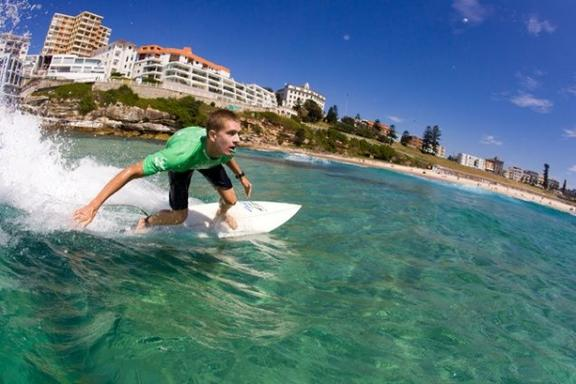 Bondi Beach Private Surf Lesson