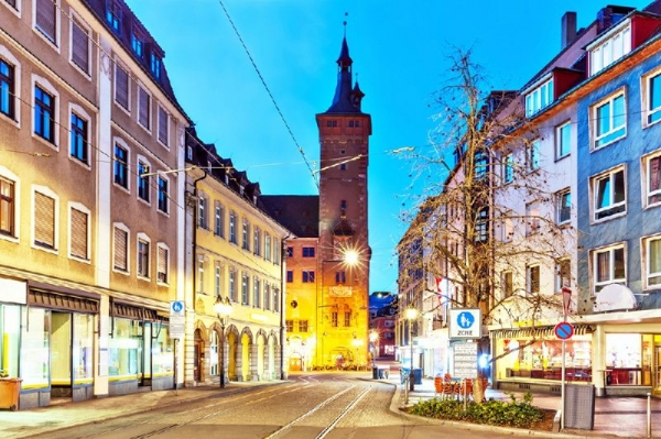 Christmas In The Heart Of Germany - Cruise Only Westbound