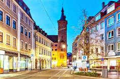 tour germany:Christmas In The Heart Of Germany - Cruise Only Westbound