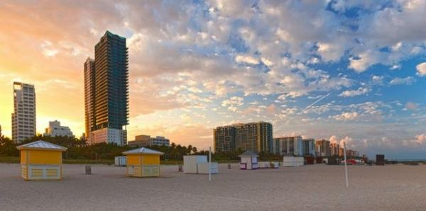 9-Day East Coast and Miami Package Tour from New York
