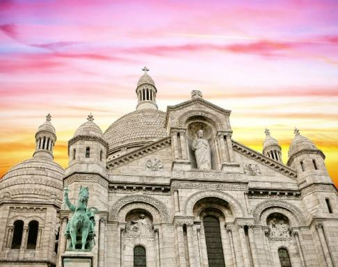 Guided Tour of Montmartre and the Louvre