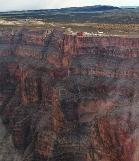 Grand Canyon West Rim Scenic Airplane Tour