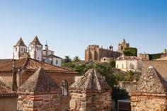 madrid trips with game:3-Day Caceres - Seville - Costa del Sol Tour