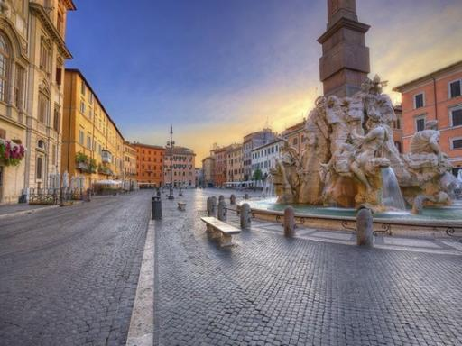3.5-Hour Christmas in Rome Walking Tour