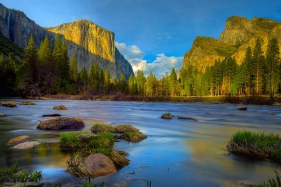 9-Day Santa Barbara, Grand Canyon, Yosemite and Theme Parks Tour