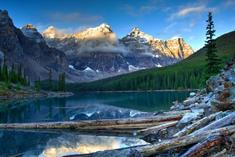 columbia icefield tours:8-Day Lakes & Mountains Tour to Vancouver, Jasper, Columbia Icefield, Lake Louise, Banff