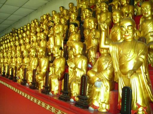1-Day Mother's Day Chuang Yen Monastery, Mahayana Temple Tour