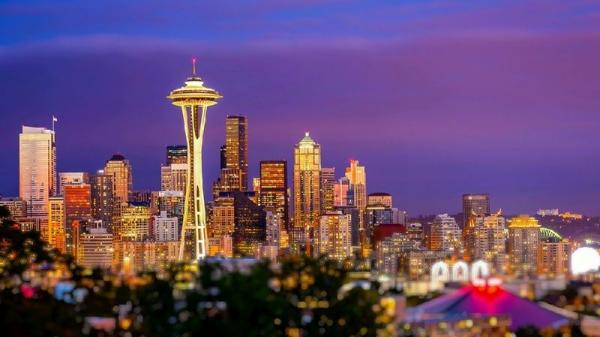 7-Day Seattle, Portland, San Francisco Tour: Columbia River Gorge, Crater Lake National Park and Redwood National Park
