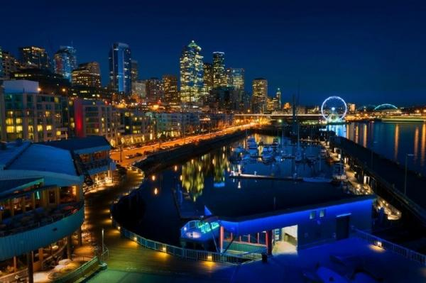8-Day Seattle, Portland, San Francisco Tour: Columbia River Gorge, Crater Lake National Park and Redwood National Park
