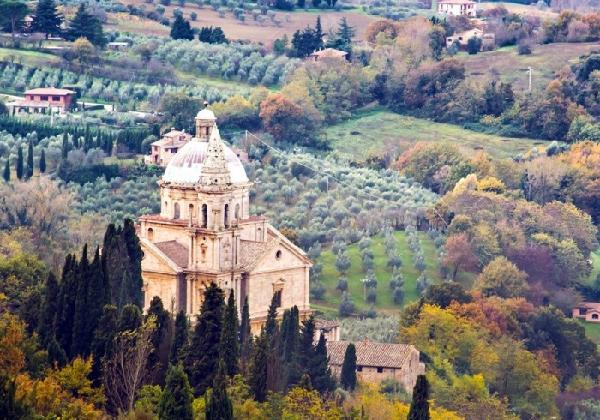 Tuscany Day Trip from Rome w/ Lunch and Wine Tasting**Brunello di Montalcino**