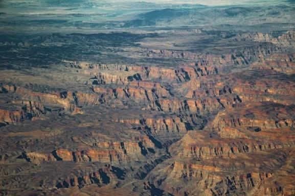 4-Hour Grand Canyon Airplane Tour