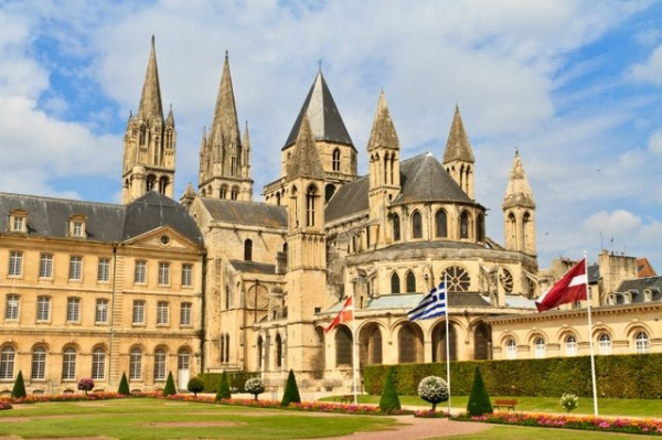 Normandy, Brittany & Chateaux Country With Wwi Battlefields