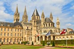 70th anniversary invasion of normandy:Normandy, Brittany & Chateaux Country With Wwi Battlefields
