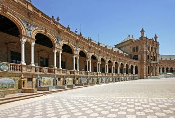 2-Day Caceres - Seville Tour from Madrid