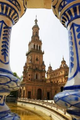 3-Day Caceres - Seville Tour from Madrid