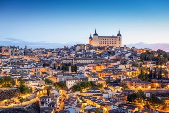 5-Day Andalucia - Toledo Tour from Madrid