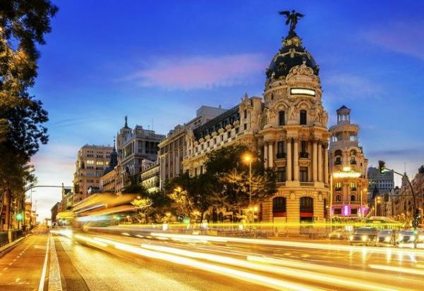 Madrid Hop-on, Hop–off City Tour