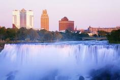 1 day bus tour from new york to washington dc:Wet Jet Tour of the Niagara