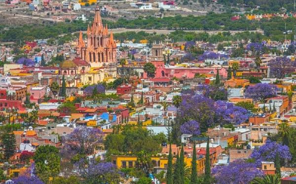 9-Day Mexico Colonial Cities Tour
