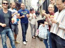 food tour:Amsterdam Foodie Tour
