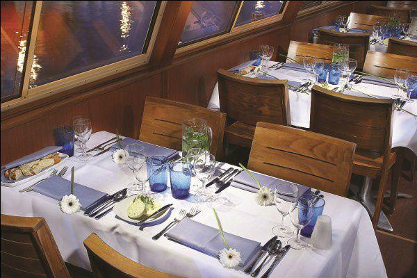 2-Hour Amsterdam Dinner Cruise