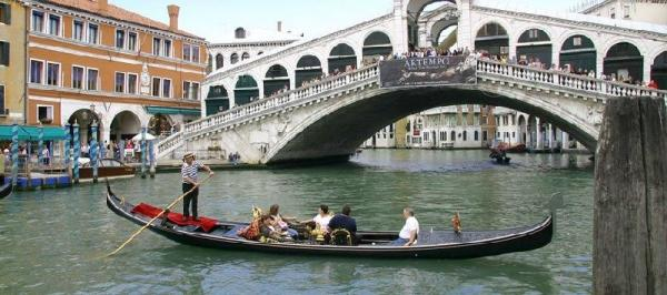 Venice Guided Tour w/ Grand Canal Water Taxi and St. Mark's Basilica