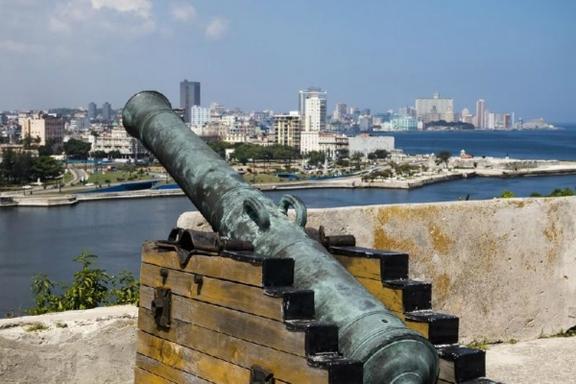 2-Hour Havana Cannon Shot Ceremony Night Tour
