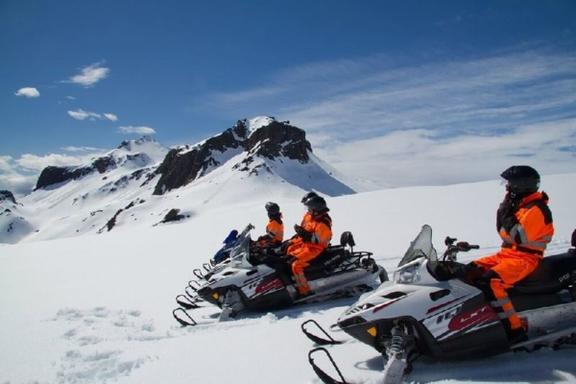 Golden Circle and Langjokull Glacier Off-Road Tour