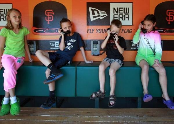 San Francisco Giants Ballpark Tours