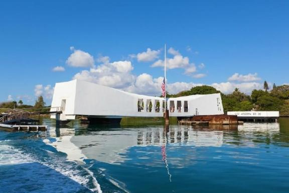 Pearl Harbor Tour: USS Arizona & Honolulu City
