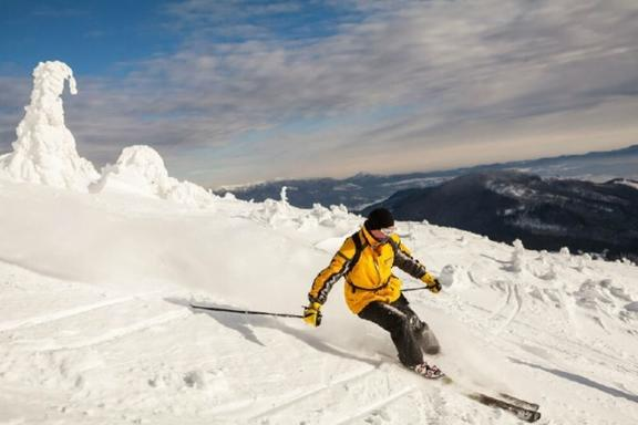 1-Day New Hampshire Gunstock Mountain Ski Tour
