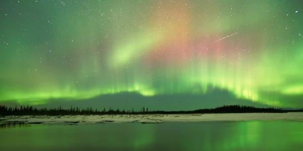 Northern Lights & Aurora Borealis Viewing Lodges in Fairbanks