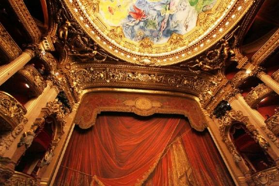 Opera Garnier Day Tour