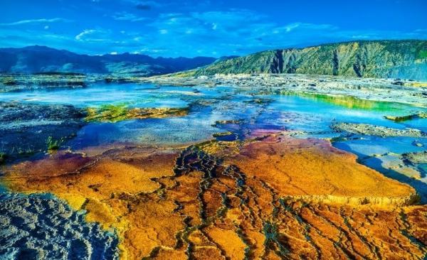 7-Day Bus Tour to Yellowstone National Park, Antelope Canyon, Southern Utah, Grand Canyon, Las Vegas from San Francisco